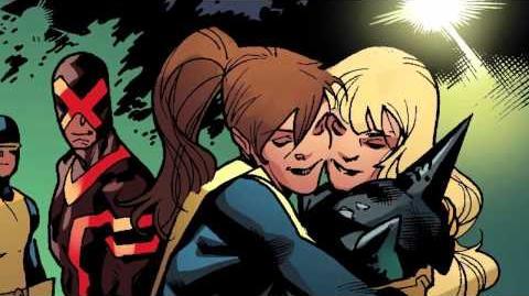 Uncanny X-Men 14 Cover Recap - Marvel AR