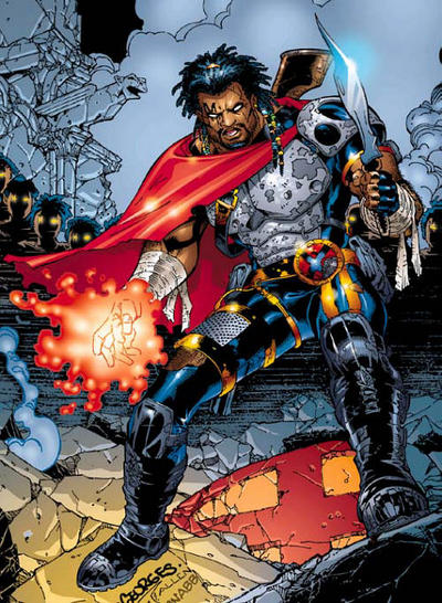 X Men Bishop Cable Bishop | X-Men Wiki | ...