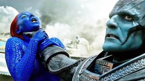 X-MEN Apocalypse NEW Trailer