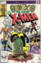 Obnoxio the Clown Vs. The X-Men Vol 1 1