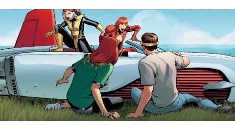 Uncanny X-Men (Volume 3) 12