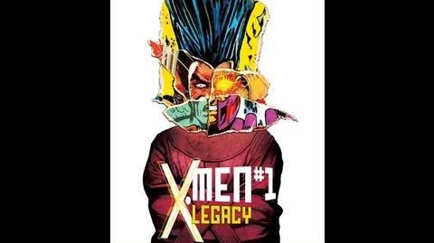 The Future of X-Men Legacy Is Marvel NOW!