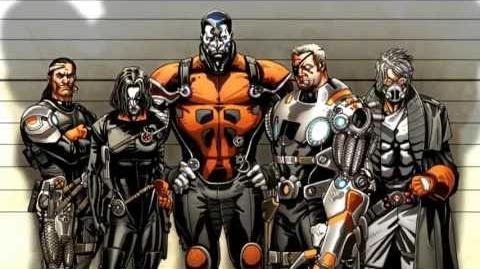 Cable and X-Force 7 Cover Recap - Marvel AR