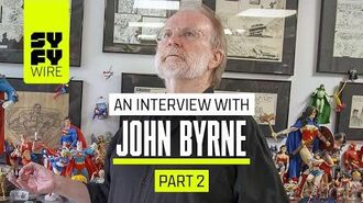 John Byrne Reacts To Dark Phoenix SYFY WIRE