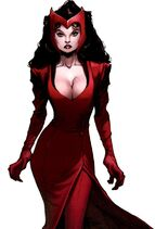 Wanda Maximoff from Uncanny X-Men Vol 1 1
