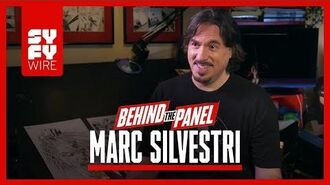 Marc Silvestri On Founding Image Comics, Cyberforce and Legacies (Behind The Panel) SYFY WIRE
