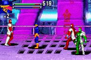 X-Men Reign of Apocalypse Stage 3 enemies