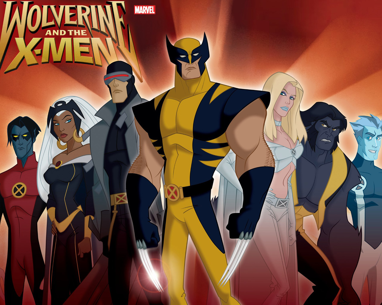 wolverine and the x men x men wiki fandom powered by wikia. Black Bedroom Furniture Sets. Home Design Ideas