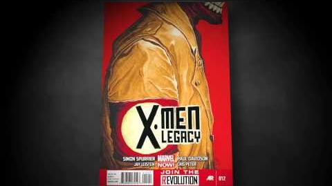 X-Men Legacy 12 Si Spurrier Discusses the Comic - Marvel AR