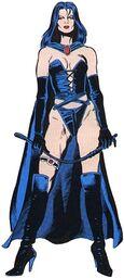 Black Queen 001