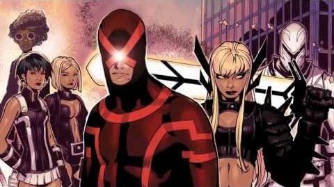 Uncanny X-Men (Volume 3) 8