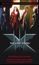 X-Men The Last Stand książka
