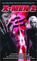 X-Men 2 książka