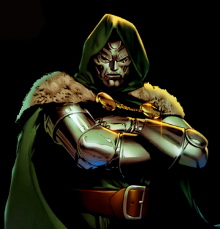Dr. Doom (Ultimate)