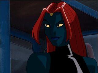 Mystique (X-Men Evolution)4