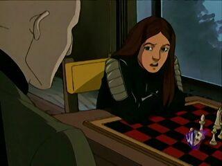 Professor Xavier & X-23