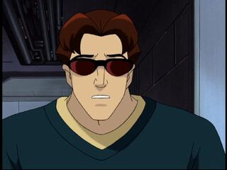 Scott Summers (X-Men Evolution) 2