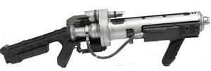 Tesseract Rifle (Mutant)