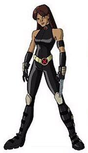X-23 (X-Men Evolution) 2