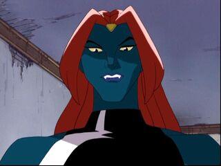 Mystique (X-Men Evolution)