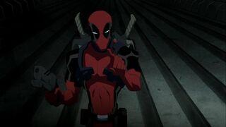 Deadpool (Hulk vs. Wolverine)