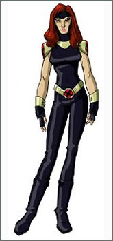 Jean Grey (X-Men Evolution) 3