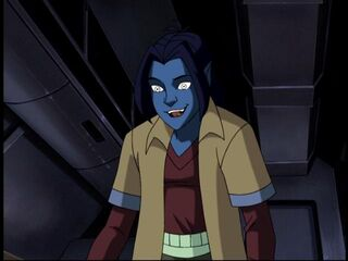 Kurt Wagner (X-Men Evolution)