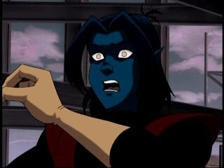 Nightcrawler (X-Men Evolution) 3