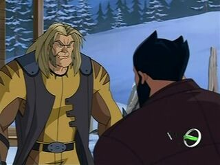 Sabertooth (Wolverine and the X-Men)