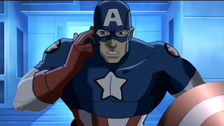 Captain America (Ultimate Avengers)