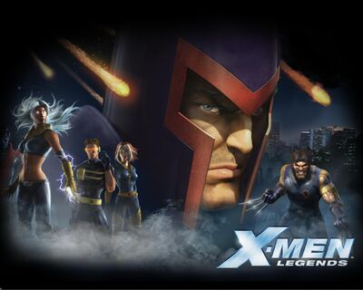 X-men-legends