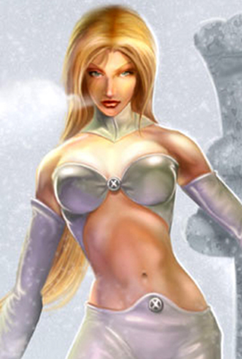 Emma Frost X Men Legends Wiki Fandom Powered By Wikia