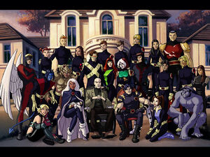 X-Men Evolution - Graduation