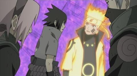 Naruto & Sasuke Sakura vs
