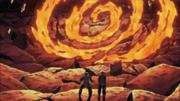 Fire-style-bomb-blast-dance