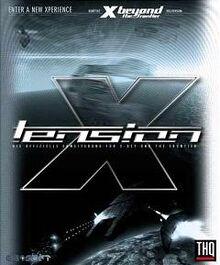 Обложка игры X-Tension