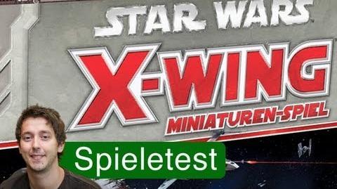 """""""Star Wars X-Wing - Das Miniaturenspiel"""" im Test von SpieLama"""