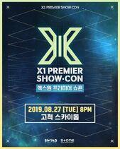 X1 Premier Show-Con