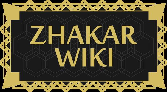Zhakar Wiki Logo