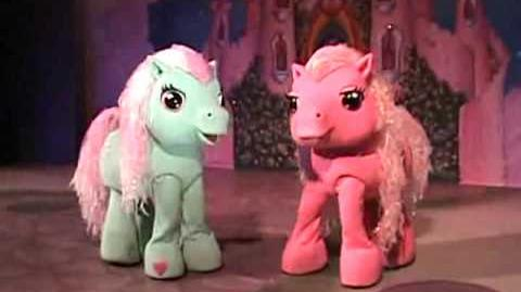2007 Matthew's Gift 2007 - Ponies doing Musicals