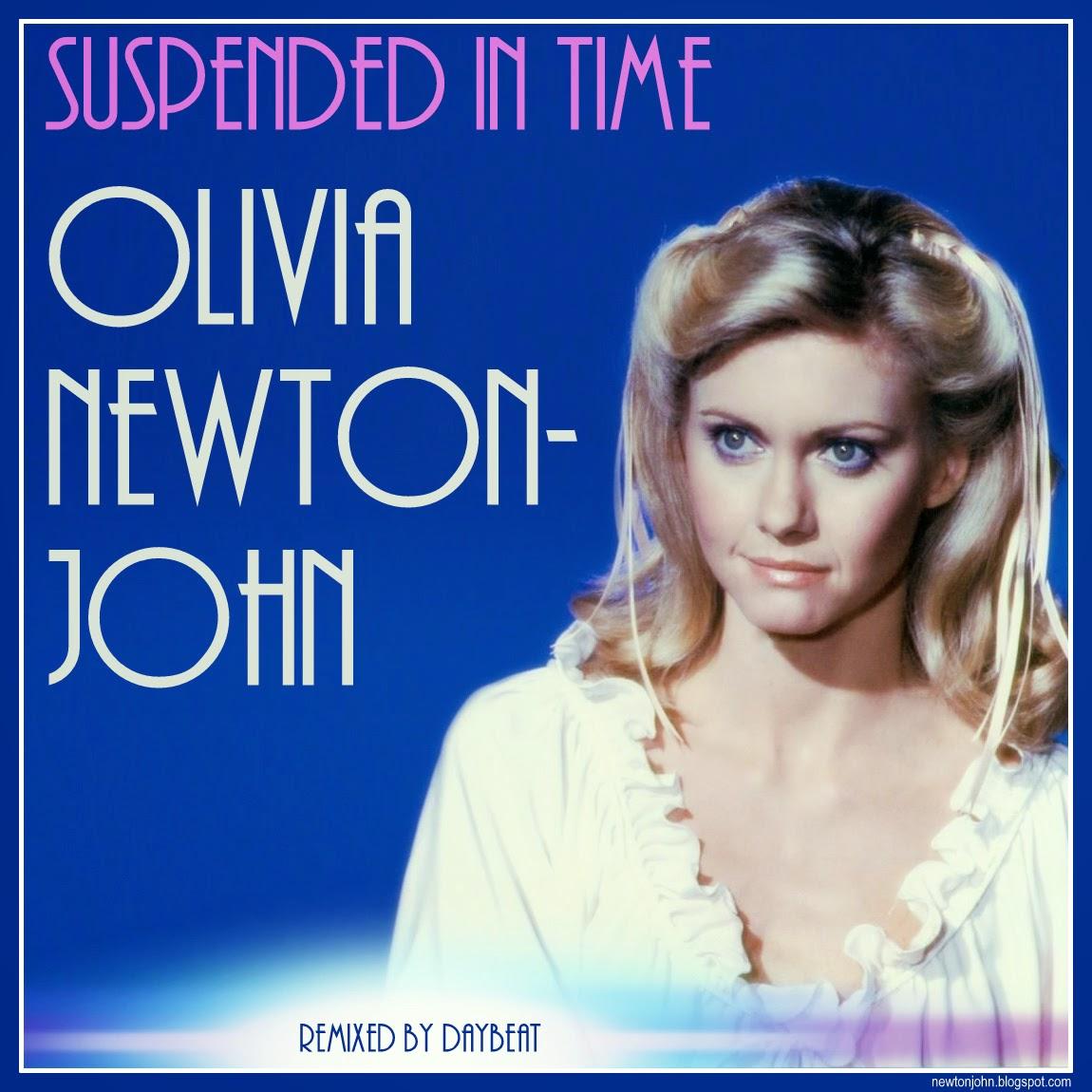 Olivia Newton John Xanadu Poster