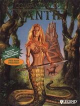 Companions of Xanth cover
