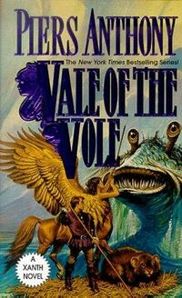 Vale of the Vole cover