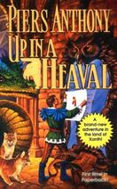 Up In A Heaval cover