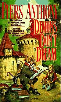 Demons don't Dream cover