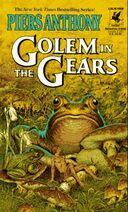 Golem in the Gears cover
