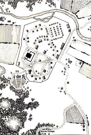 North Village Map