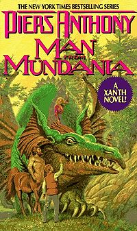 Man from Mundania cover