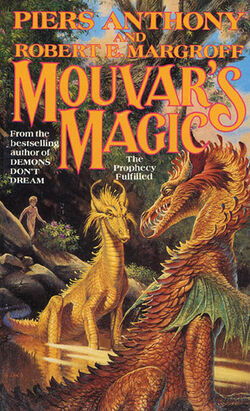 Mouvar's Magic Vol 1 1
