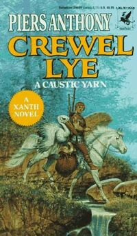 Crewel Lye cover